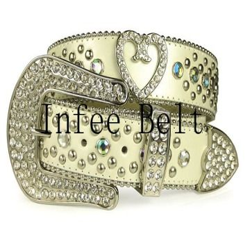 Rhinestones Belts//jeans belt/beaded belts/metal belts/designer .