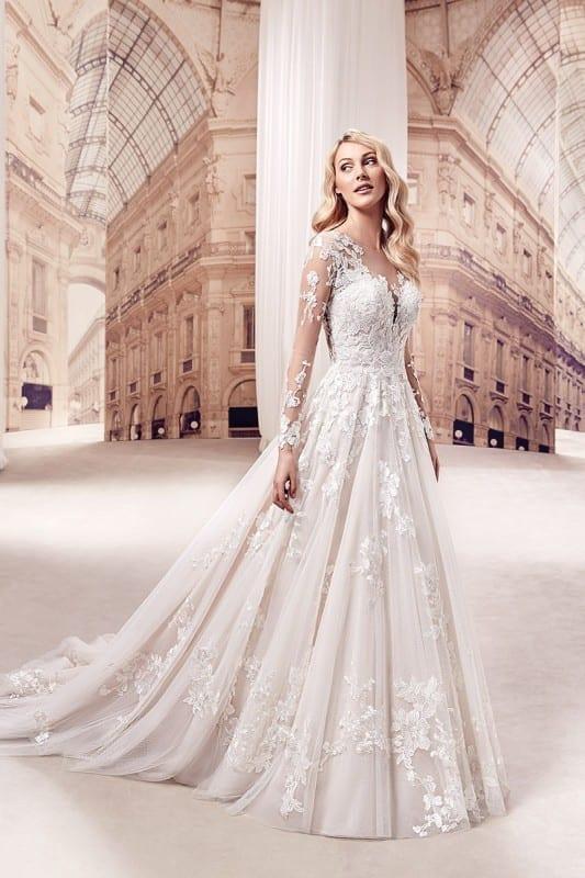 Wedding Dress MD269 – Eddy K Bridal Gowns | Designer Wedding .