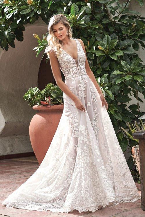 Jasmine Designer Wedding Gowns — Little White Dress Bridal Shop .