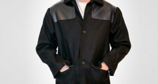 Combat Donkey Jacket Leatherette Shoulders - Bennevis Clothi