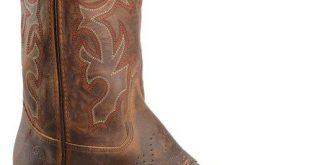 """Double H Boot Jase DH3560 Men's 11"""" Domestic Wide Square Toe ICE ."""