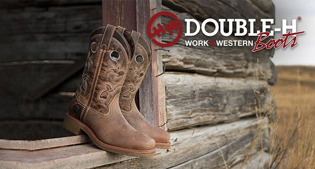 Double-H Boots | Welcome to the Official Home of Double-H Boots .