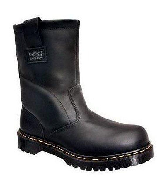 Dr. Martens Industrial Steel-Toe Work Boots | Dillard