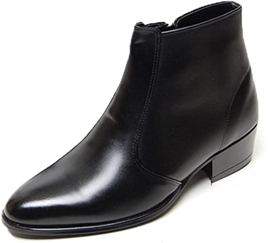 Amazon.com | EpicStep Men's Genuine Cow Leather Dress Shoes Formal .