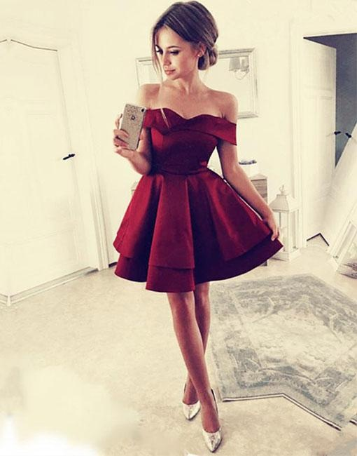 Do you think this short prom dress is suitable for to go to a .