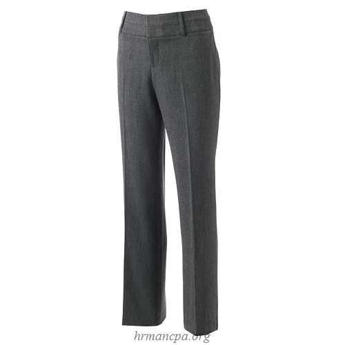 Sale AB Studio Straight-Leg Dress Pants - 9DN028664 (Women Pants .