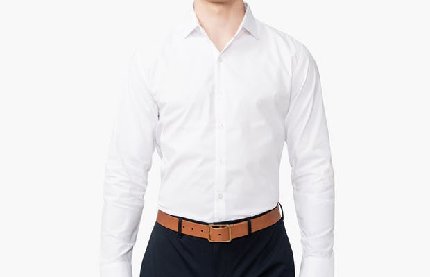 Men's Aero Dress Shirt | Ministry of Supp