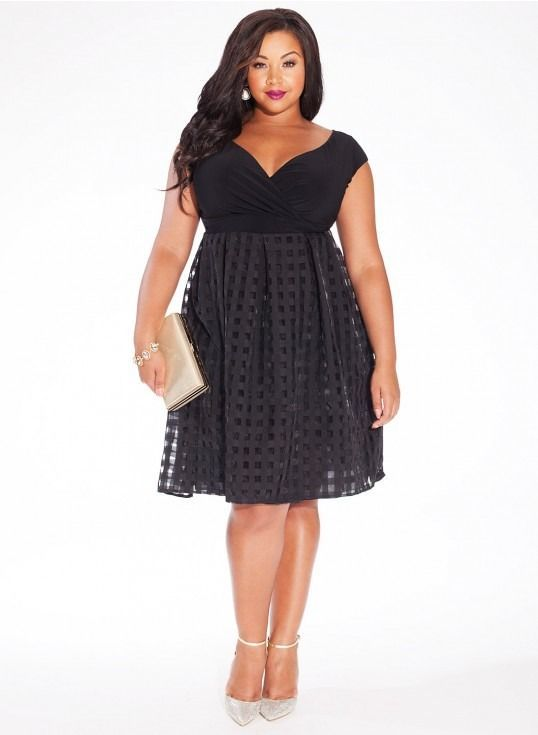 5 flattering plus size dress options for a wedding guest | Plus .