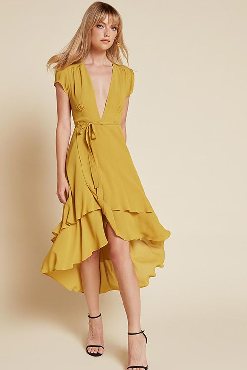 10 Wedding Guest Dresses for a Summer Weddi