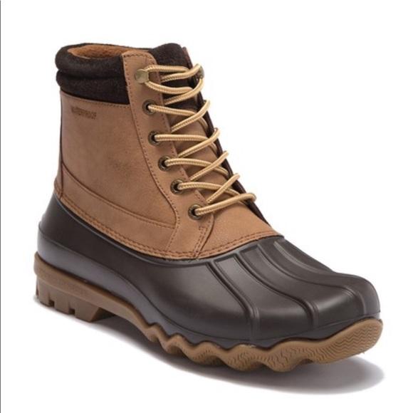 Sperry Shoes | Brewster Waterproof Duck | Poshma