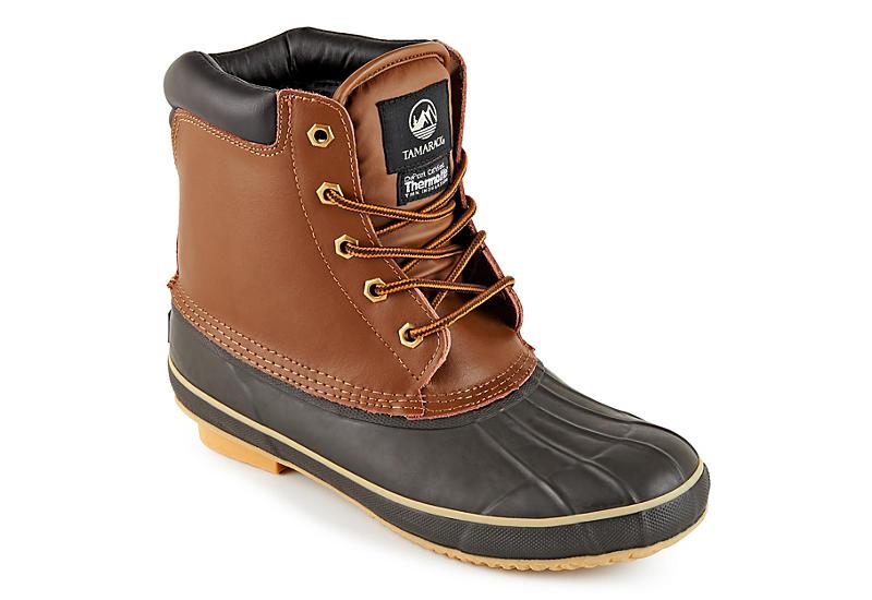 Brown Tamarack Men's Waterproof Duck Boots | Rack Room Sho