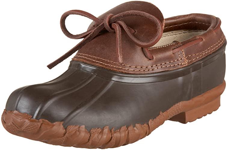 Amazon.com | Kenetrek Men's Duck Shoe Waterproof Slip-On | Sho