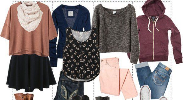 Pretty Casual Outfit Ideas for Fall & School Days   Outfits for .
