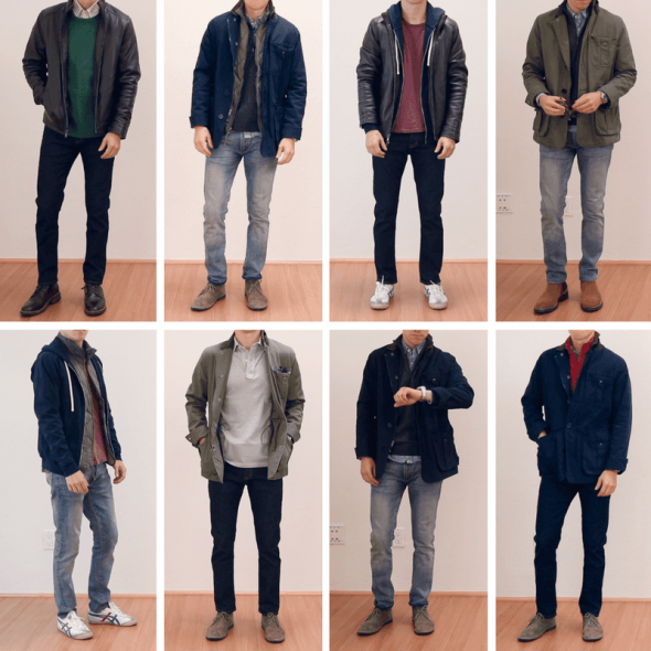 An Archive of Men's Outfit Ideas - The Modest M