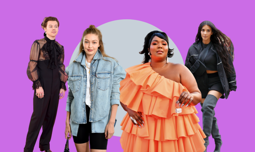 Nine of the biggest fashion trends that took over the 2010s - Photo