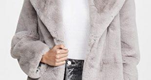 Keepsake Stella Faux Fur Coat | SHOPB