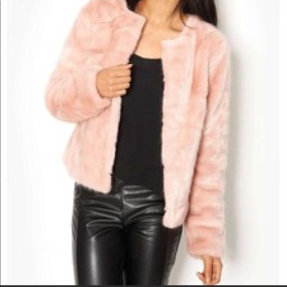 Jackets & Coats   Saleideology Faux Far Coat   Poshma
