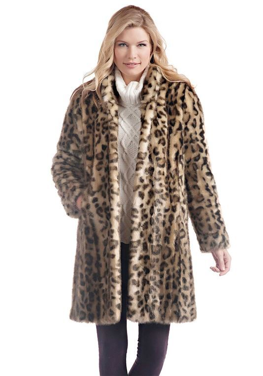 Reasons you should have a faux far coat in 2020 | Plus size winter .