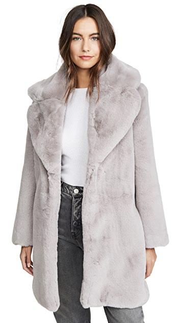 Keepsake Stella Faux Fur Coat   SHOPB