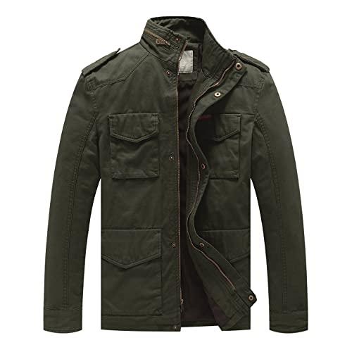 Men's Field Jacket: Amazon.c