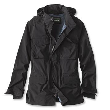 Burrows Travel Field Jacket - Orv