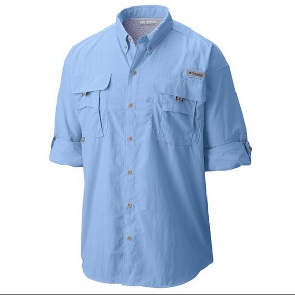 Columbia Shirts | Pfg Fishing Shirt | Poshma