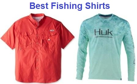 Top 15 Best Fishing Shirts in 2020 - Ultimate Guide | Travel Gear Zo