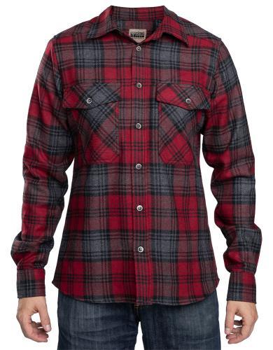 Särmä Wool Flannel Shirt - Varusteleka.c