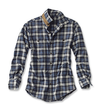 The Perfect Plaid Flannel Shirt - Orv