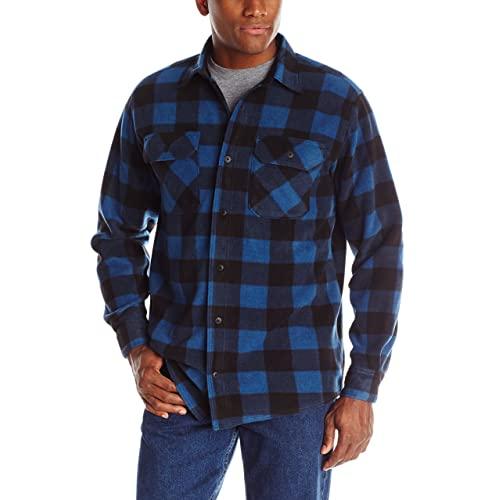 Men's Flannel Shirts: Amazon.c