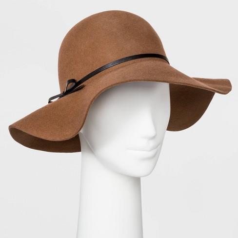 Women's Felt Floppy Hat - A New Day™ : Targ