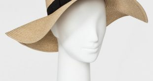 Women's Floppy Hat - A New Day™ Tan : Targ