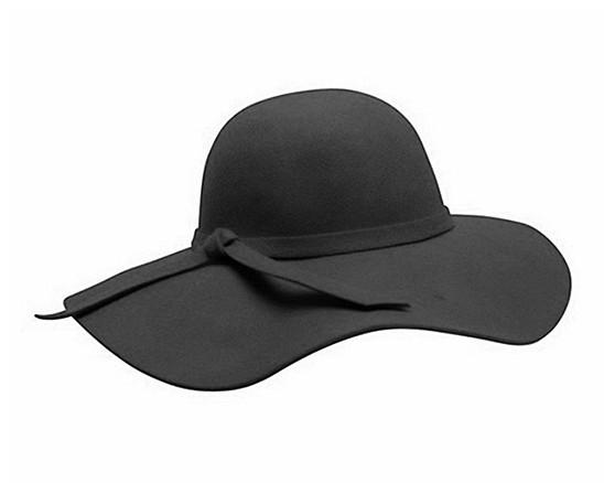 3070 Felt Floppy Hat - 18 Colo
