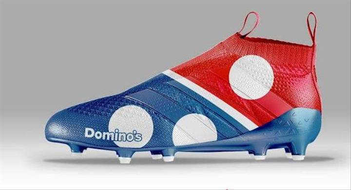 These Concept Brand-Themed Football Boots Are Outrageously Good .