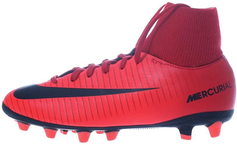 Nike Unisex Kids' Jr Mercurial Victory 6 Df Ag-pro Football Boots .