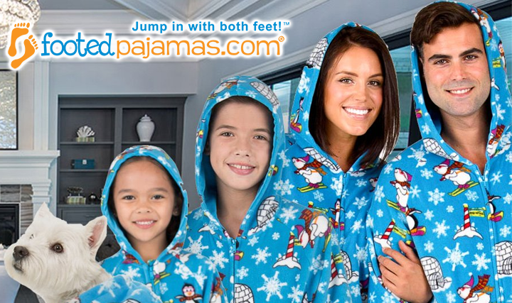 Footed Pajamas: The BEST Footie Onesie Pajamas for the Whole Famil