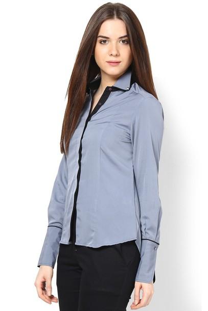 shirt, formal shirt for womens, corporate shirts for women, formal .