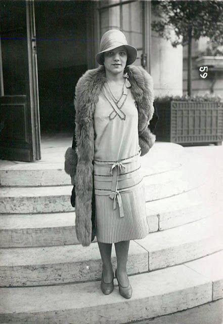 1920s French Fashion   1920s fashion, Fashion, French fashi