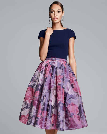 full skirt cocktail dress – Fashion dress