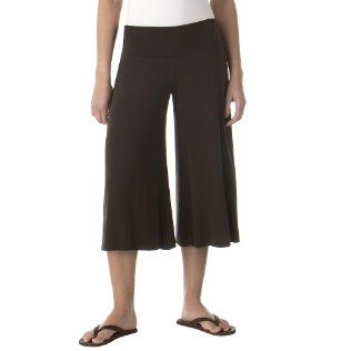 Target: Mossimo Gaucho Pants - Two for $12.