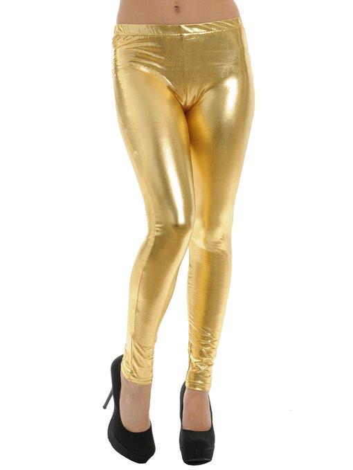 Metallic Gold Leggings « I Need Leggin