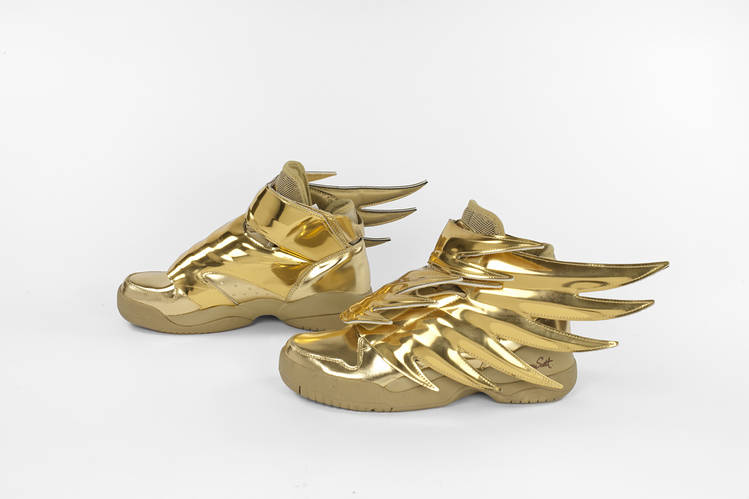 Golden Shoes Through the Ages - W