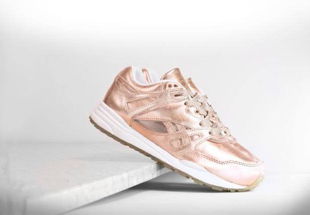 Rose Gold Sneakers : Gold Sneake