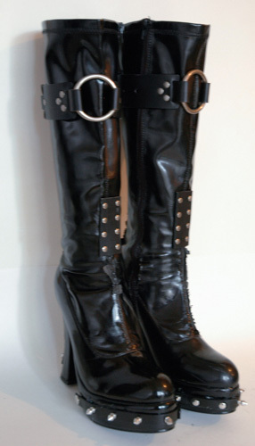 DIY – How to make gothic boots – Kristen's bl
