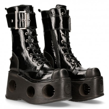 Platform Soled Gothic boots for wome