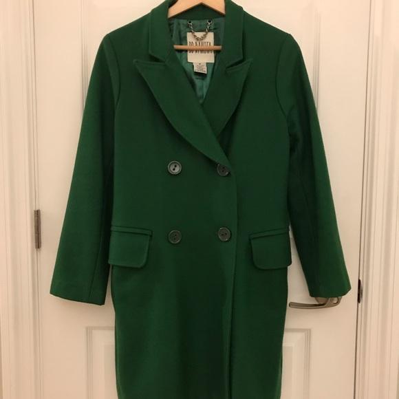 BB Dakota Jackets & Coats | Gorgeous Green Coat | Poshma