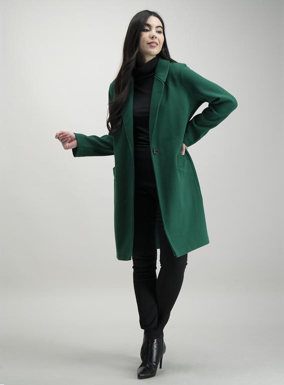 Womens Green Oversized Coat | Tu clothi