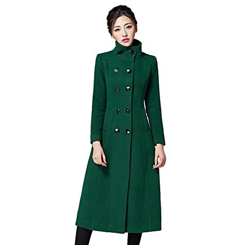 Green Coat: Amazon.c