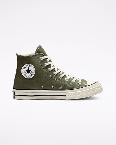 Green Converse Shoes: Low & High Top. Converse.c