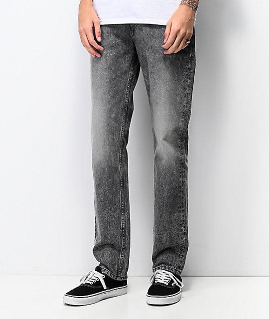 Levi's Skateboarding 511 Sugar Grey Jeans   Zumi